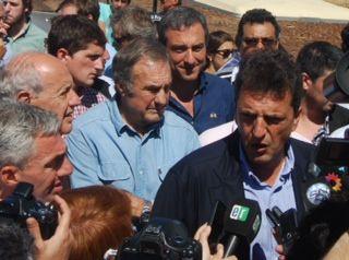 El espacio que lidera Sergio Massa dijo que no es tiempo de candidaturas.