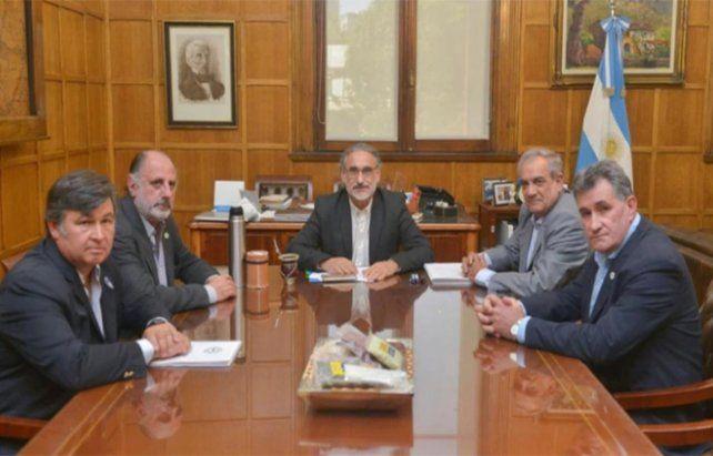 Encuentro. La Mesa de Enlace volverá a buscar un canal de diálogo con el gobierno.