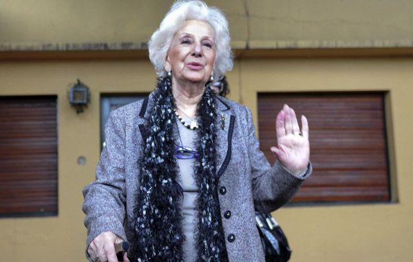 Carlotto: Fue una explosión de un pueblo que necesita buenas noticias y darse las manos