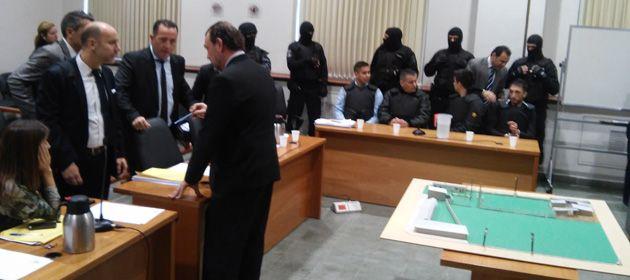 Los condenados en diciembre pasado apelan la sentencia de la Justicia. (Foto: S. Suárez Meccia)