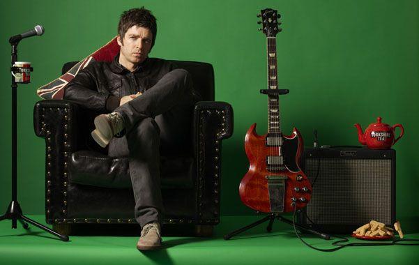 caballero inglés. El ex guitarrista de Oasis dijo que su nuevo disco no es nostálgico ni reflexivo