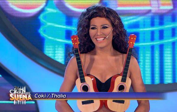 La cordobesa Coki Ramírez