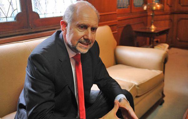 Perotti está convencido de que en los comicios provinciales de junio el peronismo superará el 30% de los votos.