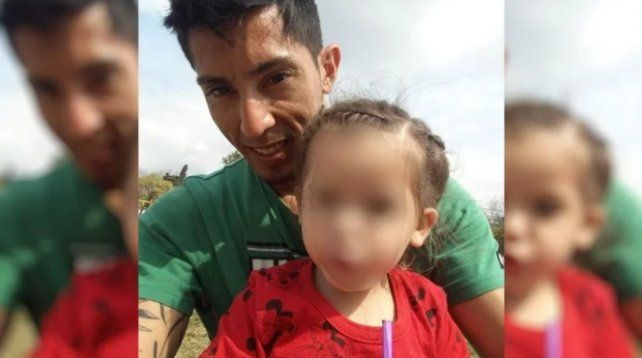 El personal trainer Marcos Guenchul asesinado cuando salía de trabajar.