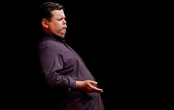 El actor presenta hoy un nuevo espectáculo en el  Broadway y habla sin concesiones sobre sus disidencias con el gobierno.