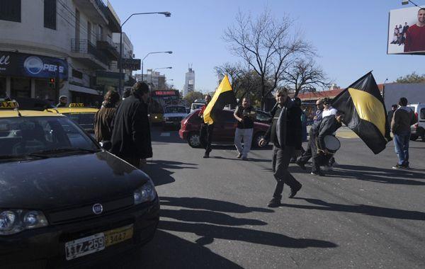 Fein dijo que las actitudes de los taxistas intimidan y ponen en vulnerabilidad al sector