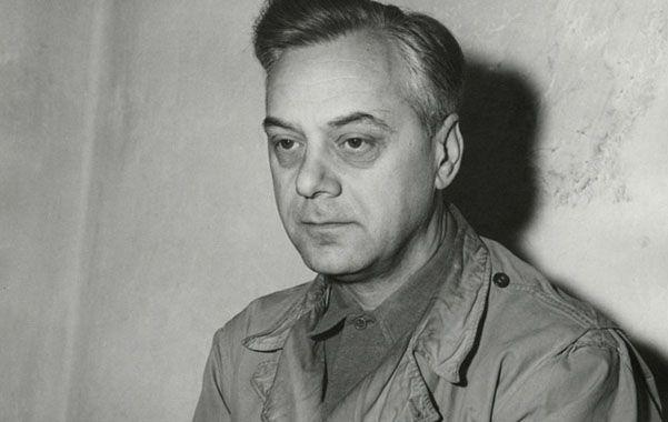 Alfred Rosenberg. El jerarca nazi cumplió un rol fundamental en el exterminio de millones de personas.