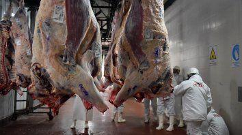 El gobierno nacional dispuso el cierre de las exportaciones de carne bovina por 30 días.