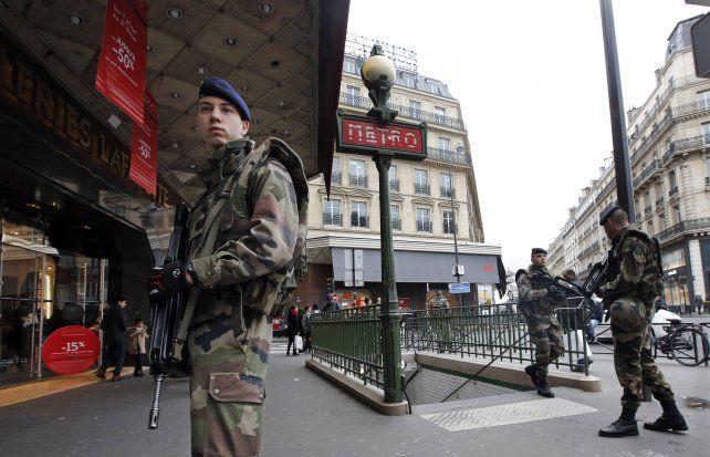 Detuvieron a cuatro adolescentes francesas sospechosas de terrorismo
