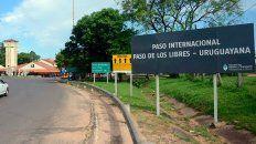 El gobierno nacional autorizó el cruce por Paso de los Libres-Uruguayana