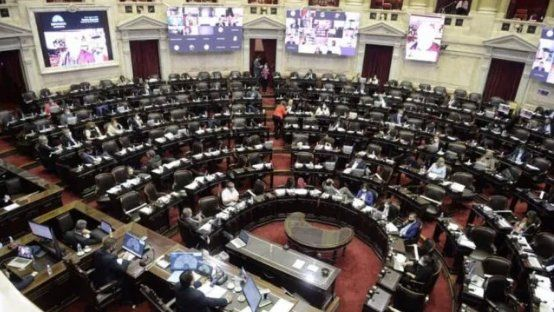 Expectativa en la Cámra de Diputados por la presencia del Presidente en la apertura de Sesiones Ordinarias