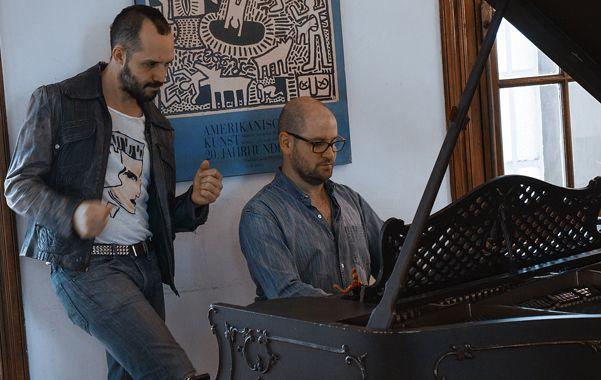 El rock se lo permitió todo, disparó Lucas Martí antes de presentarse en Rosario