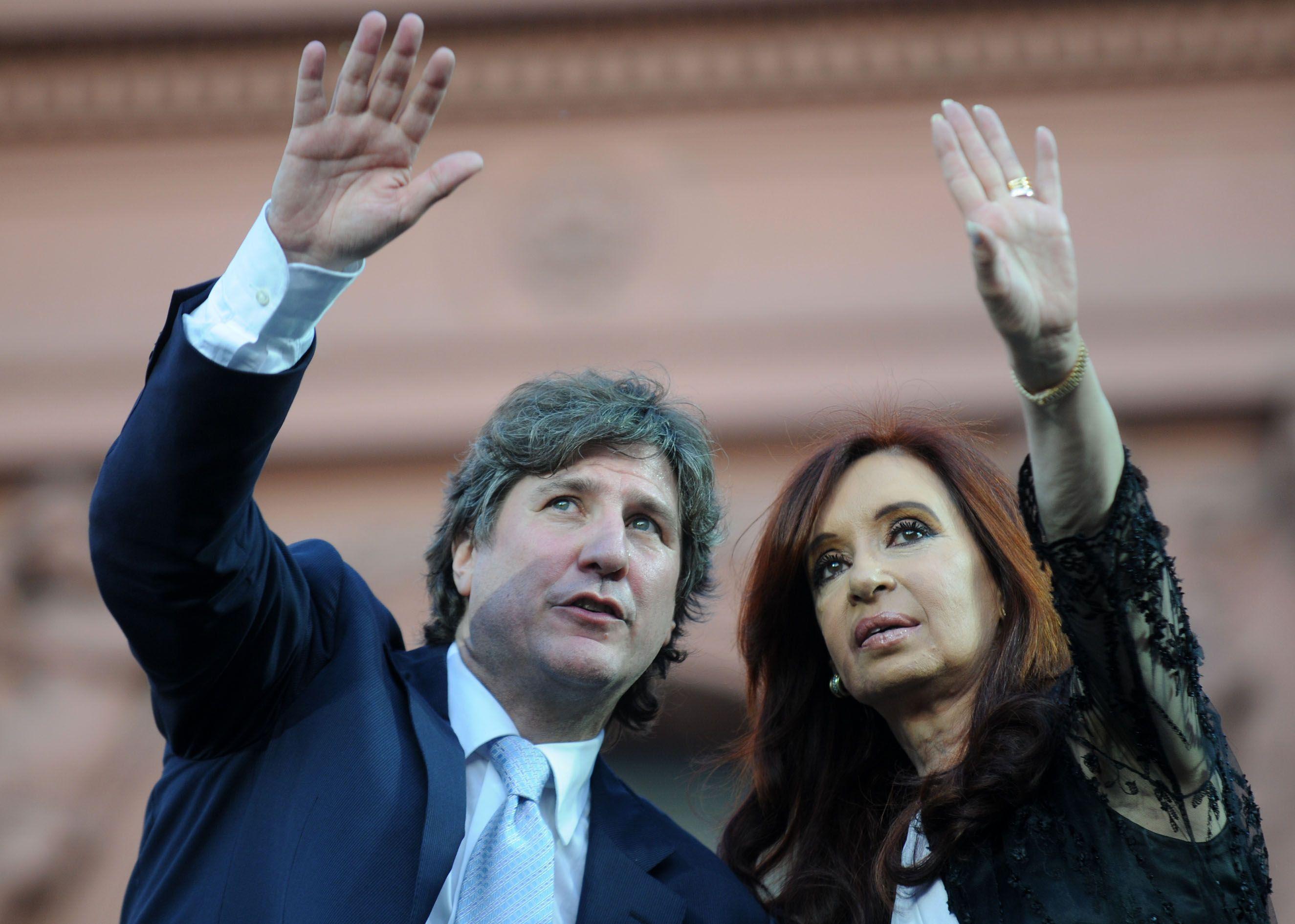 Un caso que salpica. El causa judicial que enfrenta Boudou roza a Cristina.