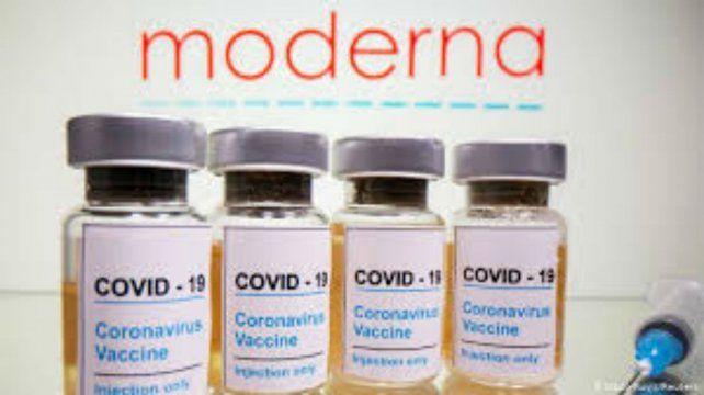 Estados Unidos autorizó la vacuna contra el coronavirus de la empresa Moderna