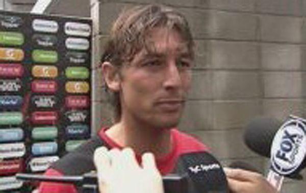 Gabriel Heinze confesó que se va mal porque no pudo ganar un clásico.