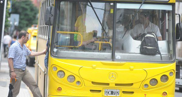 La Municipalidad impulsa un boleto de colectivos de al menos 2,50 pesos