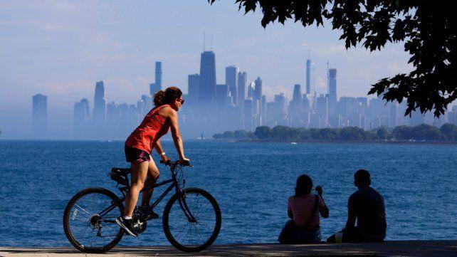 Verano caliente en EEUU: en el oeste esperan temperaturas de hasta 50 grados