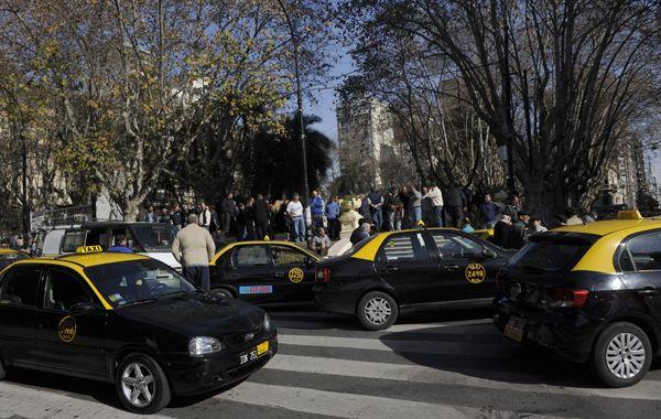 Boix cree que el paro de taxis será de al menos 20 horas.