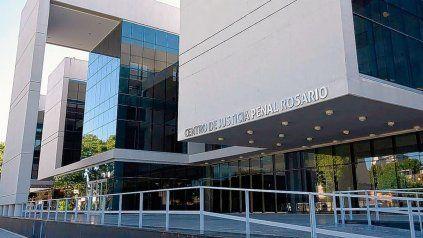 Centro de Justicia Penal, Rosario.