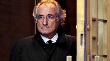 Bernard Madoff estafó por más de US$ 64.000 millones a inversionistas de Wall Street.