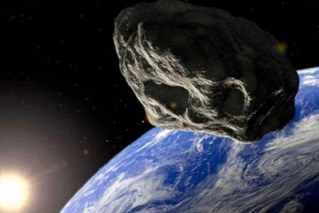 El asteroide podrà apreciarse después de las 13 de este martes sobre Argentina.