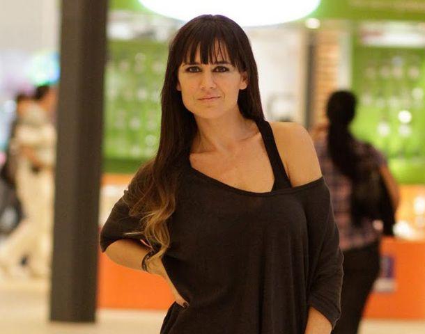 Anita Martínez va por una banca en el Concejo rosarino.