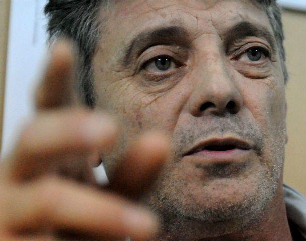 Jorge Rubén Halford no está bien de salud pero está en libertad por el mal accionar de la policía antinarcóticos.