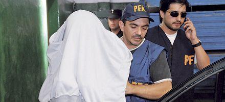 Ex policía rosarino entre los narcos atrapados con 1.100 kilos de cocaína
