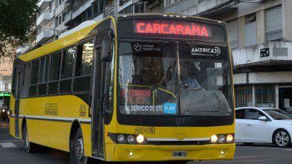 Los interurbanos que van por el corredor de la ex ruta 9 y hacia el Cordón, aumentaron un 30%.