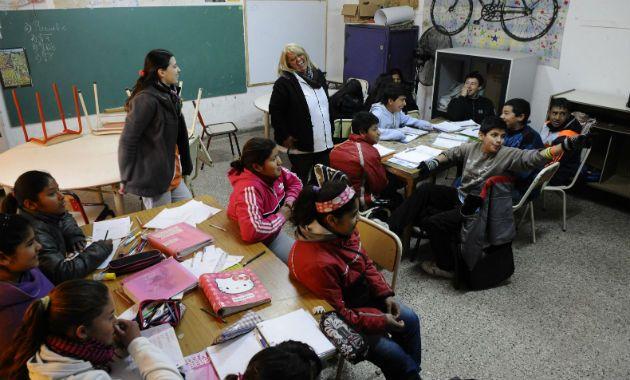 La prolongación de la jornada escolar es una de las metas fijadas por leyes nacionales. (Foto de archivo)