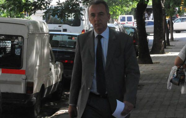 El juez Marcelo Bailaque