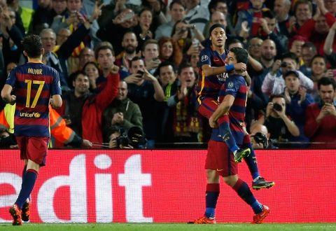 Barcelona se afirma en la punta del grupo