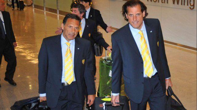 Cinquetti acusó a Russo de haberle impedido volver a Central, pero el club lo desmintió