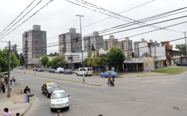 Los disparos resonaron en las inmediaciones de Grandoli y Gutiérrez.