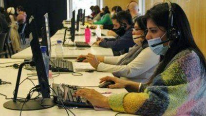En promedio, hay entre 5.000 y 5.500 llamados diarios.