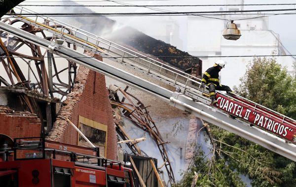 La décima víctima de la tragedia era integrante del cuartel de bomberos voluntarios Vuelta de Rocha