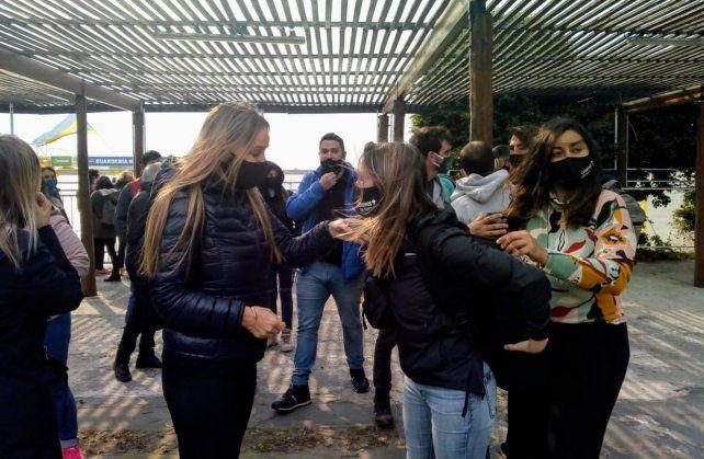 La culpa la tuvo el viento: se suspendió la sesión de los concejales de Rosario en las islas