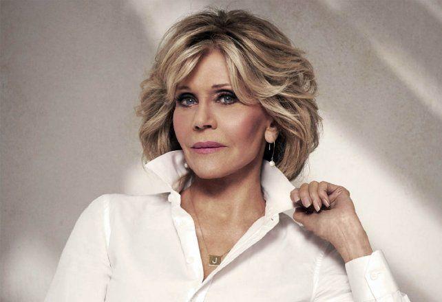 La definición de Jane Fonda sobre el movimiento LGBT en los 70 se volvió viral