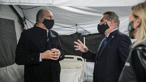 Al principio de la pandemia