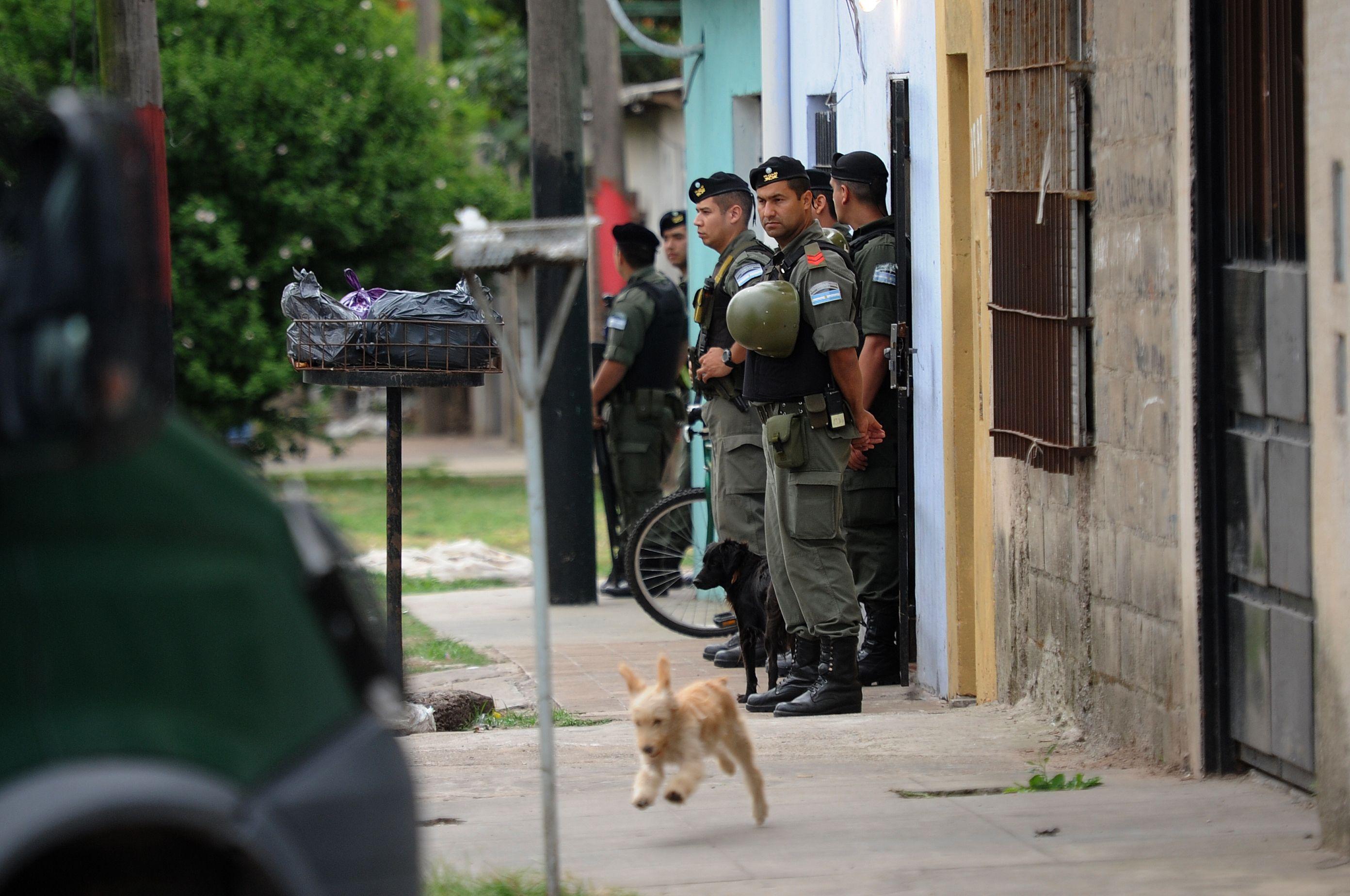 Desde hace 15 días los gendarmes ya no están en las calles de Rosario.