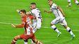 El uno por uno de Unión en la goleada sufrida ante Vélez.