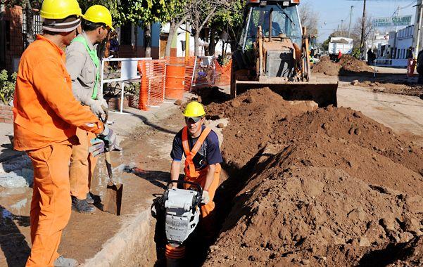 La denuncia de los concejales del Frente para la Victoria asegura que son cada vez menores los recursos asignados a obras votadas por los vecinos. (foto: Virginia Benedetto)