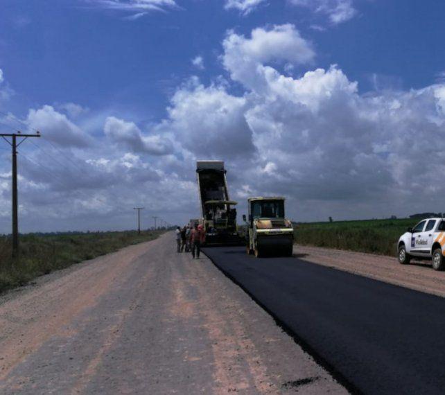 Santa Fe. Pavimentarán el tramo desde el río Salado hasta la ruta 92-S.