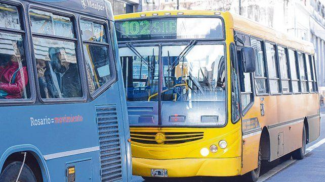 Transporte: siguen las negociaciones con las empresas a días de vencer la prórroga