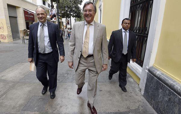 Entredicho. El embajador ibérico en Caracas recibió la queja venezolana.