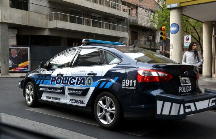 Equipados. Los patrulleros de la Federal contarán con sistemas avanzados de comunicación que facilitarán las tareas de control y prevención.