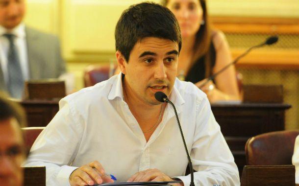Autor. El diputado justicialista Eduardo Toniolli es el creador del proyecto.
