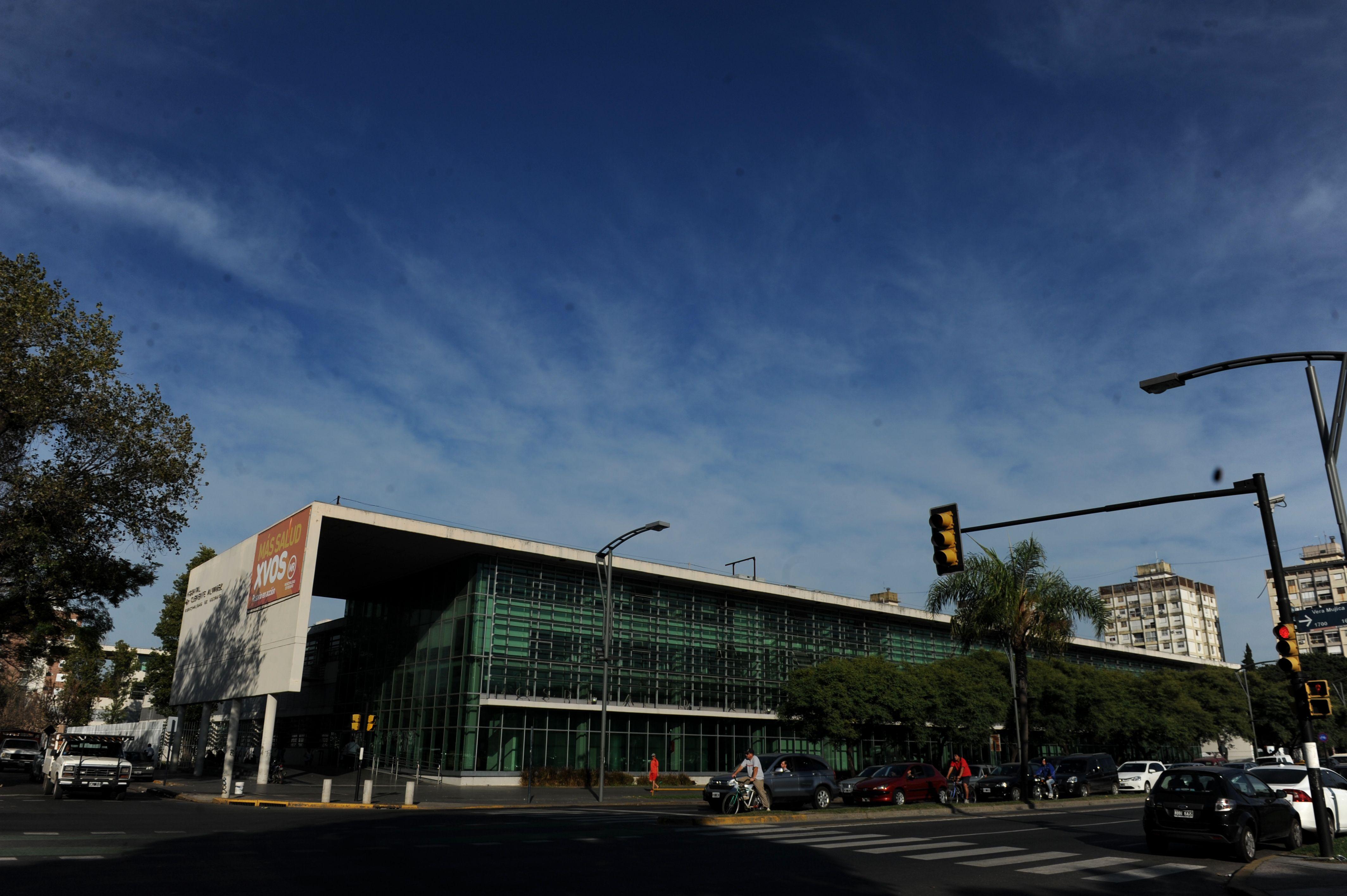 Las víctimas del tiroteo fueron atendidas en el Hospital de Emergencias Clemente Alvarez.