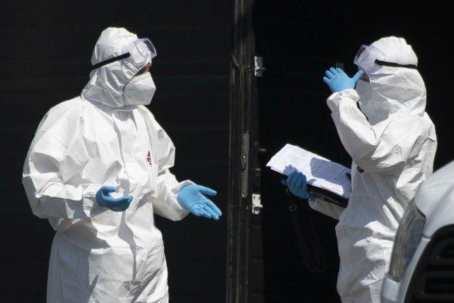 Se registraron cinco muertes por coronavirus, tres de ellas en Rosario