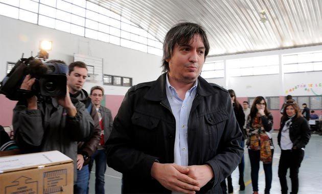 La inmobiliaria de Máximo fue visitada por funcionarios judiciales enviados por Bonadío.